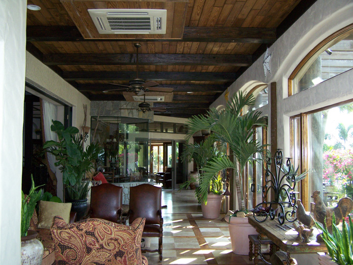PORCH CEILING WOOD Ceiling Systems