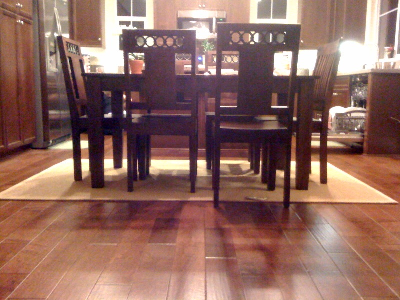 Rug To Dining Table Ratio Photo 4 ...