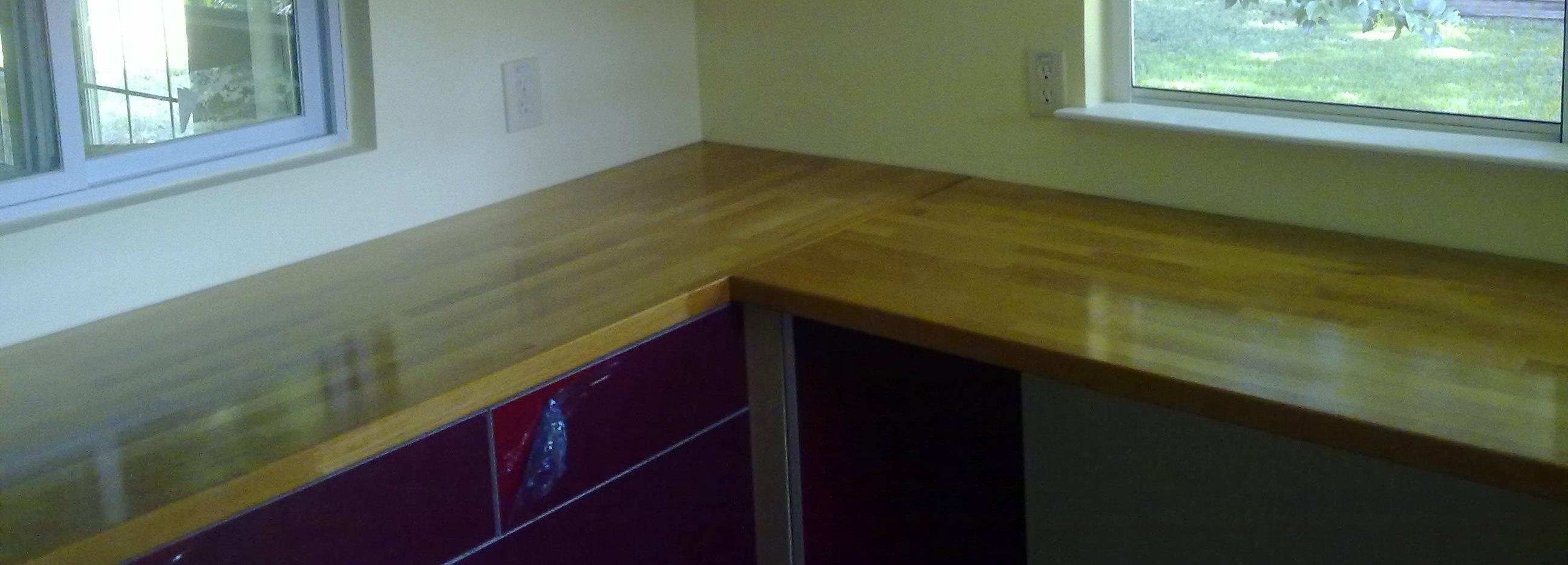 countertops sale country under kitchen cabinet block coffee com for corner lighting remodel simplymaggie butcher renovation
