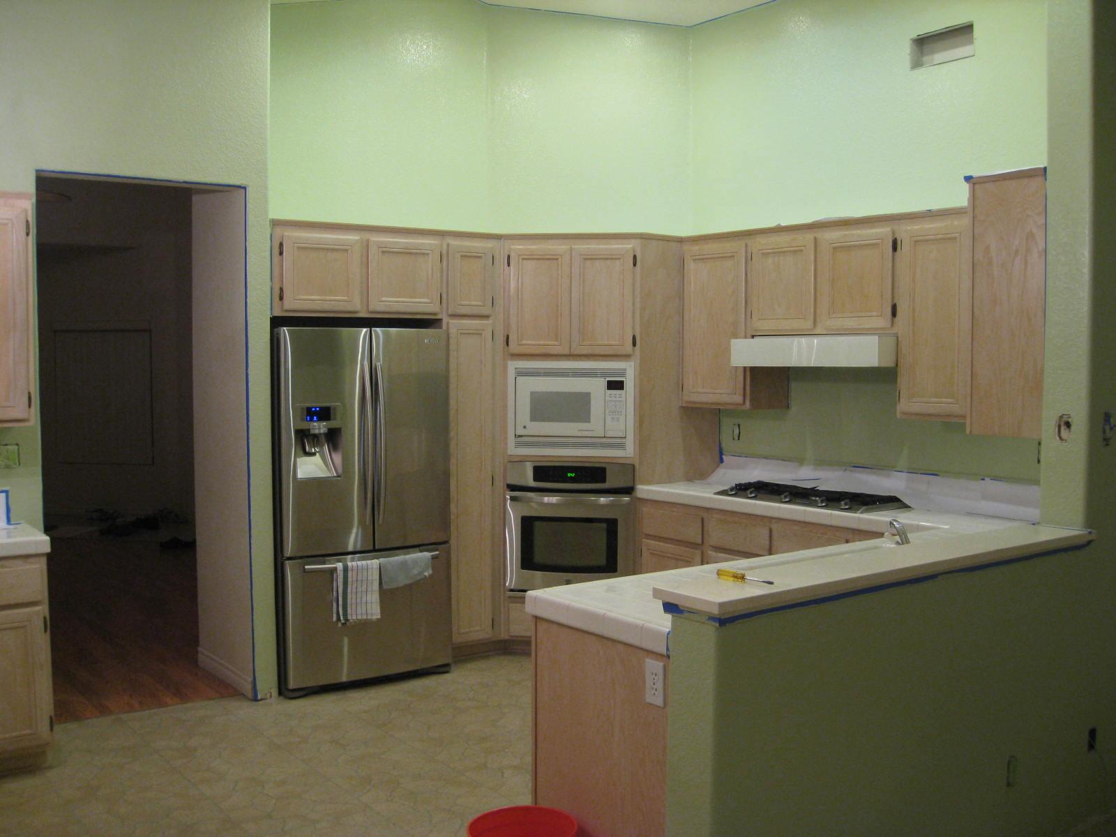 Paint Color For Kitchen