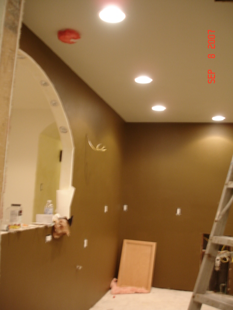 paint color for kitchen ceiling cupboards cabinets maple home