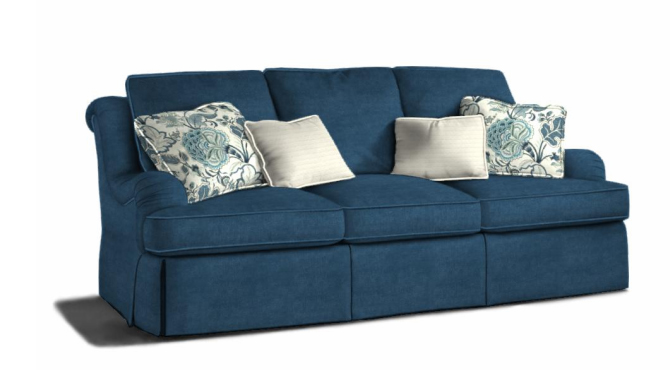 Color Scheme And A Couple Sofa Questions Shirell Sofa Blue ...