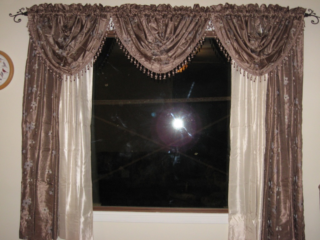 Window Treatment For Patio Door Curtains Compressed