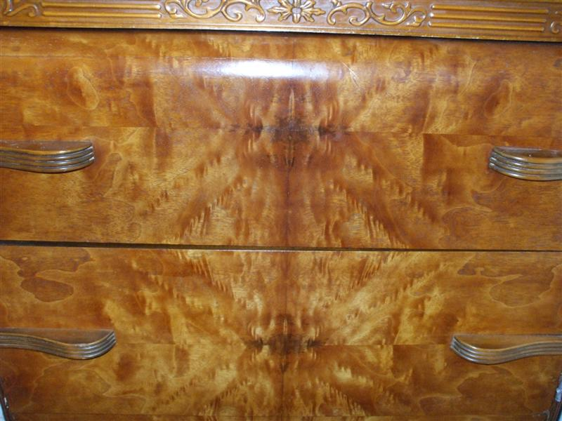 Anyone Refinished Wood Furniture Before Repair Vents