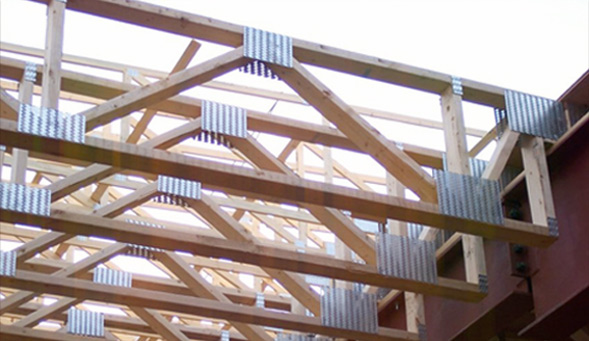 Wood Truss Repair : Truss repair serious enough to back out of sale see