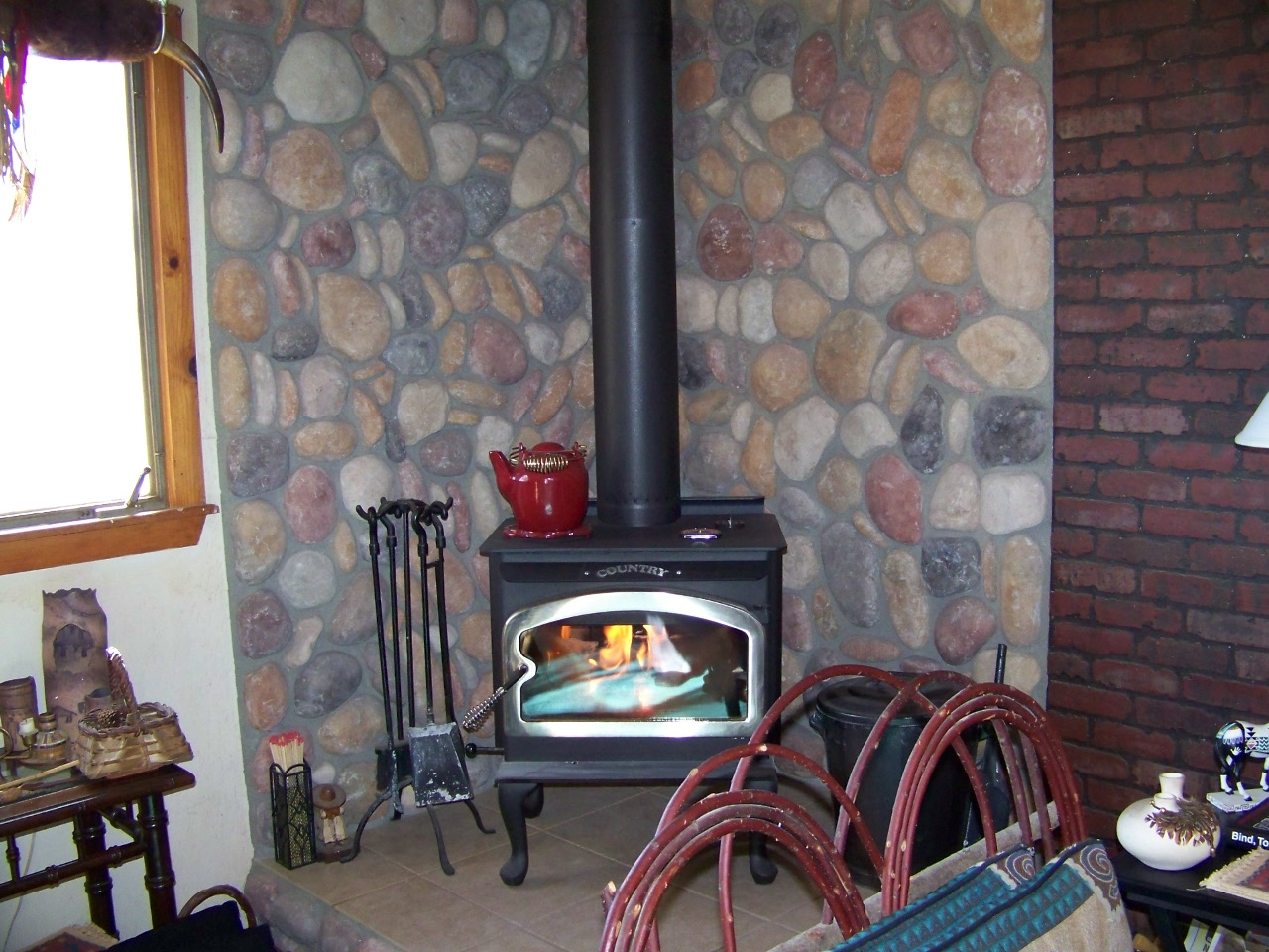 Wood Stove Heat Shield Ideas WB Designs - Wood Stove Wall Heat Shield WB Designs