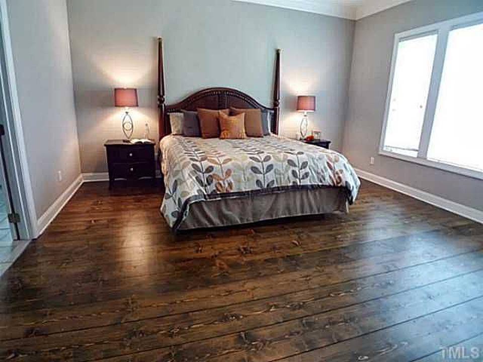 Intentional Gaps In Wood Flooring Heat Plank Installed Room