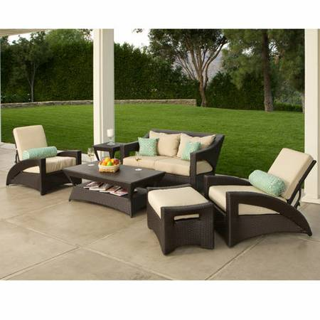 Outdoor Patio Furniture Material Sofas Color Prices Build House Remod