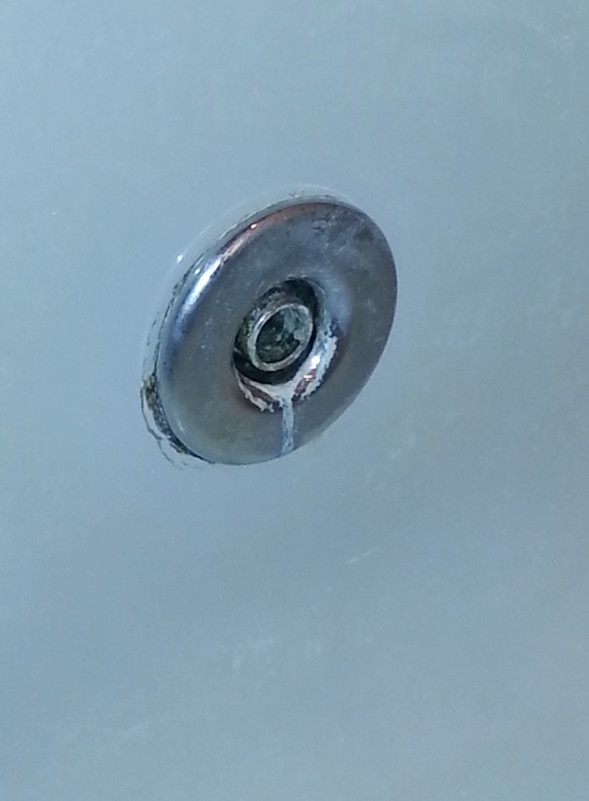 Whirlpool tub jet leaking.. into the tub. (washers, installed ...