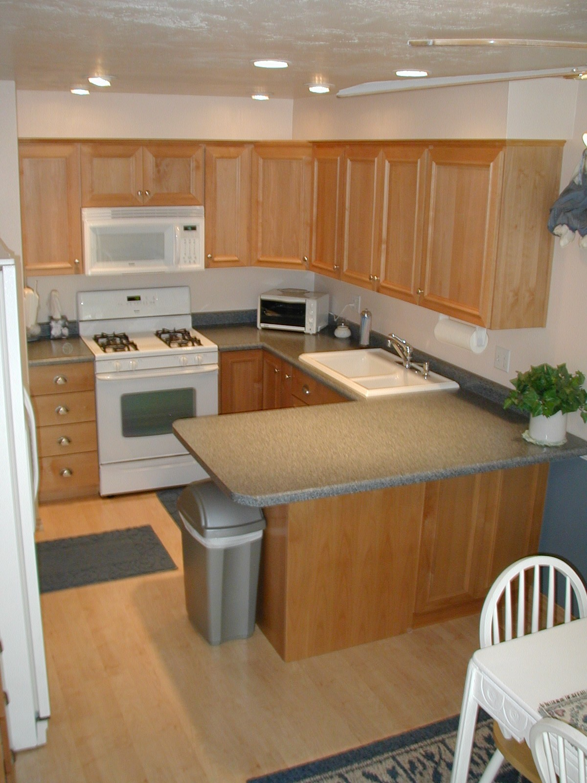 Adding An Over The Range Microwave Kitchen 5 Jpg