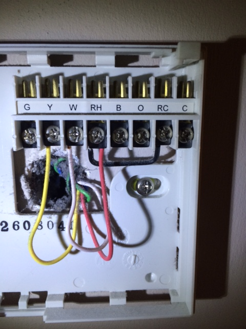 luxpro thermostat wiring solidfonts lux thermostat wiring solidfonts