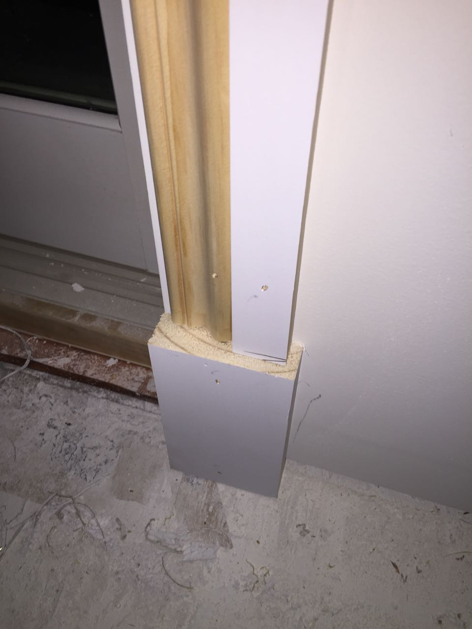 Should I Use This Plinth Block In My Trim Windows Paint
