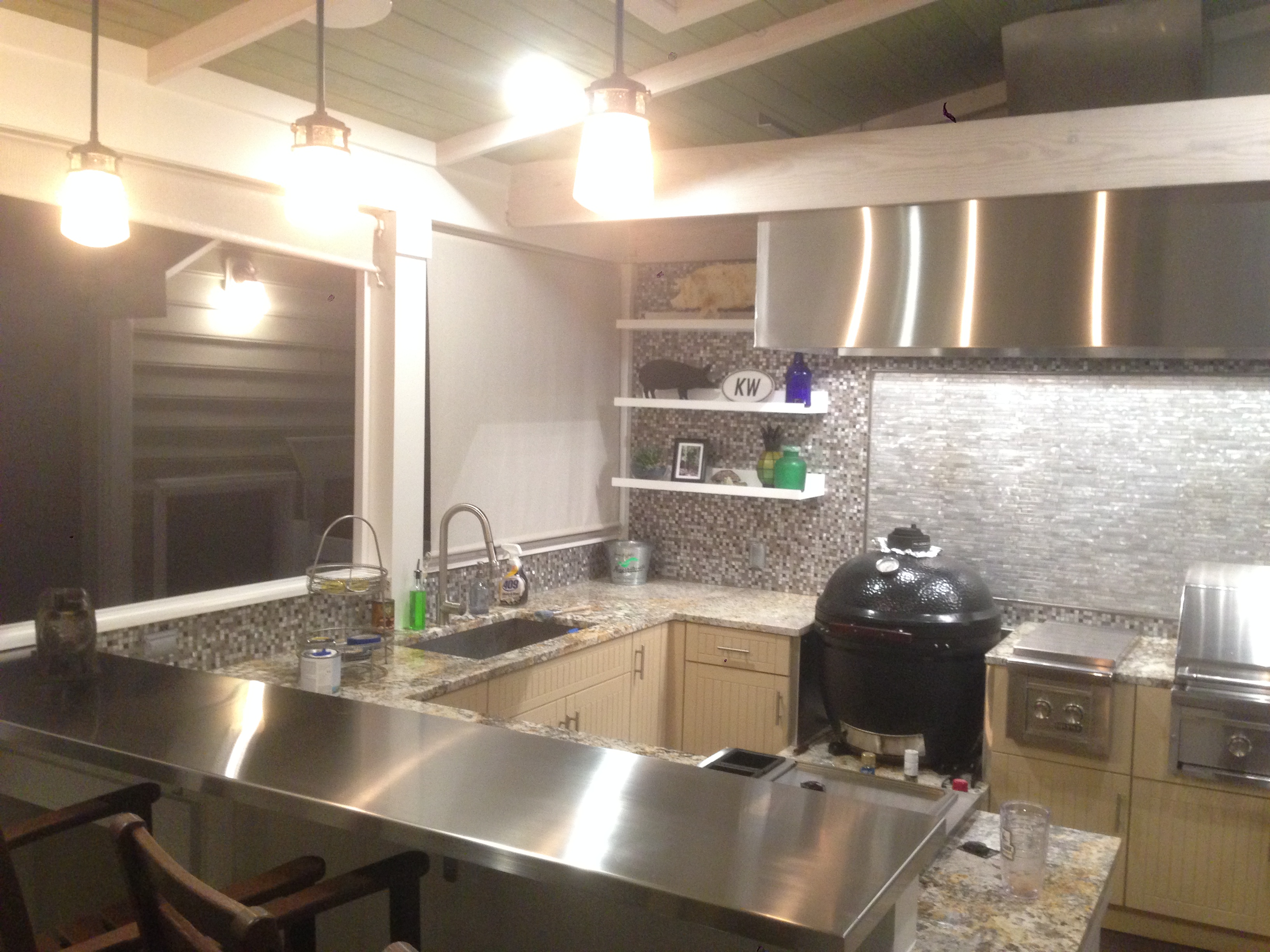 Ordinaire Stainless Steel Countertops Vs Granite And Others.... Image.jpeg