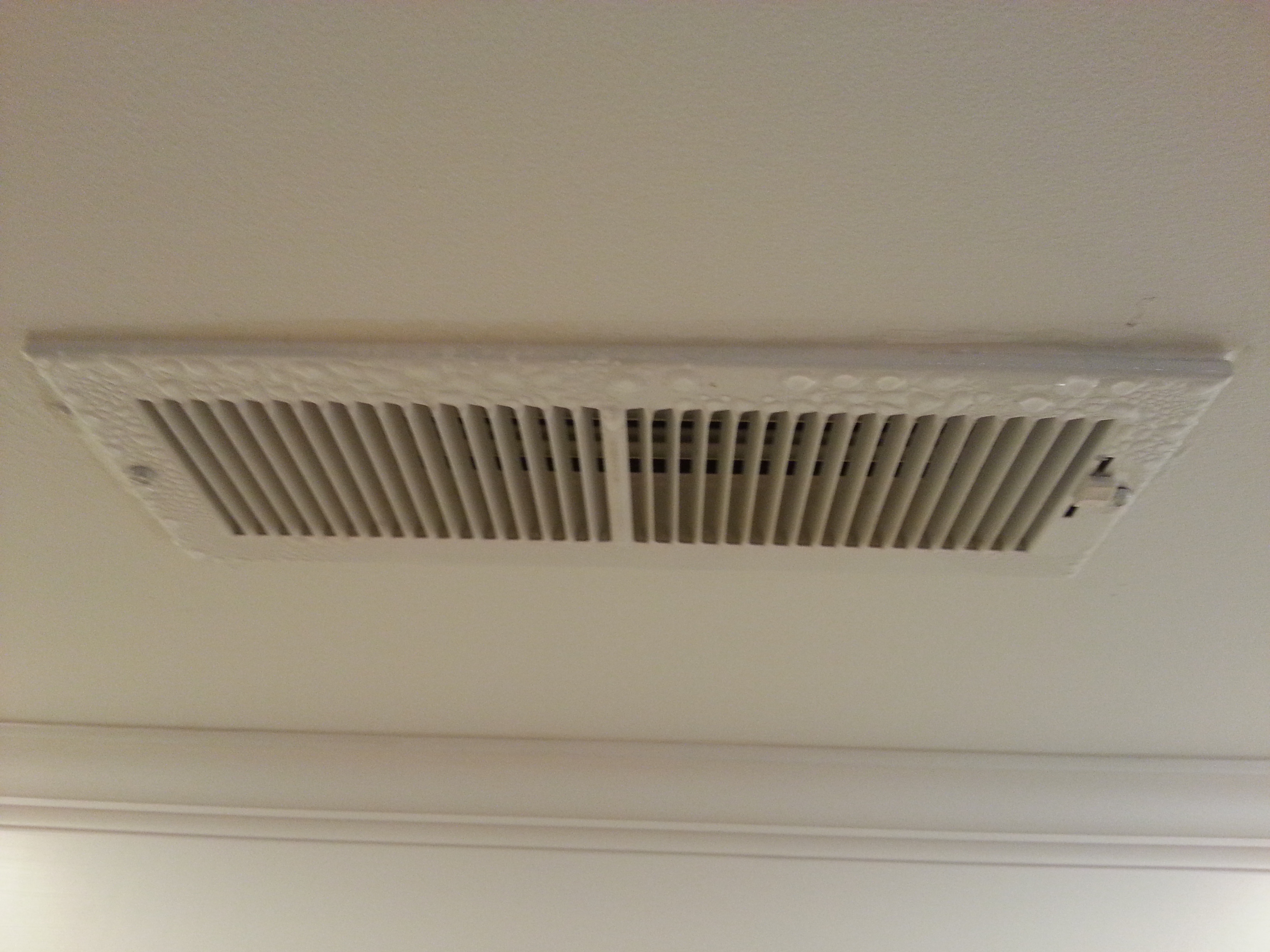 Condensation On Ceiling Hvac Diffusers Grill Heat Installed Rh City Data Com Air Conditioner Vent Deflector