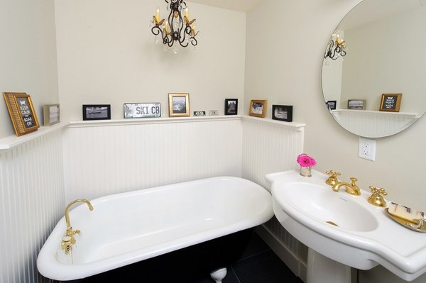 Cost Of Replacing A Standard Alcove Tub With Clawfoot Tub Flooring - Cost of replacing bathroom