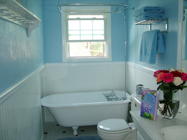 Cost Of Replacing A Standard Alcove Tub With Clawfoot Tub Flooring - Bathroom remodel ideas with clawfoot tub