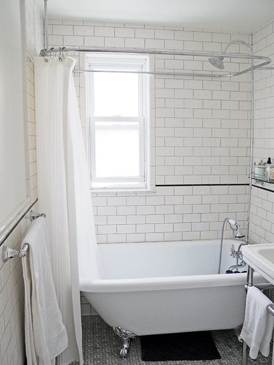 Cost of replacing a standard alcove tub with clawfoot tub? (floors ...