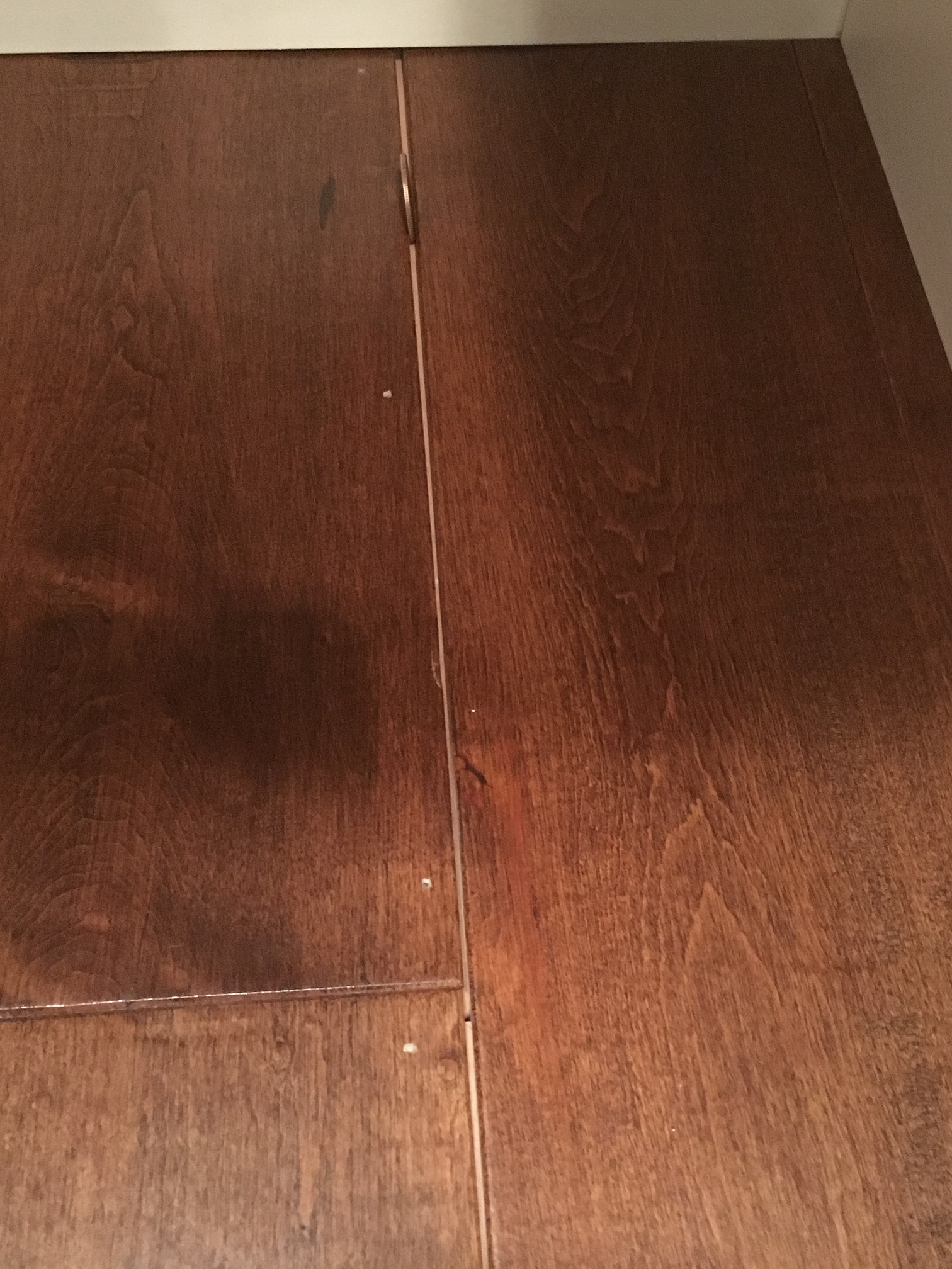 gaps in hardwood floor how to fix