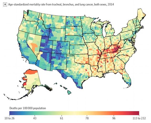 Radon levels above 3 but below 4 windows heater paint