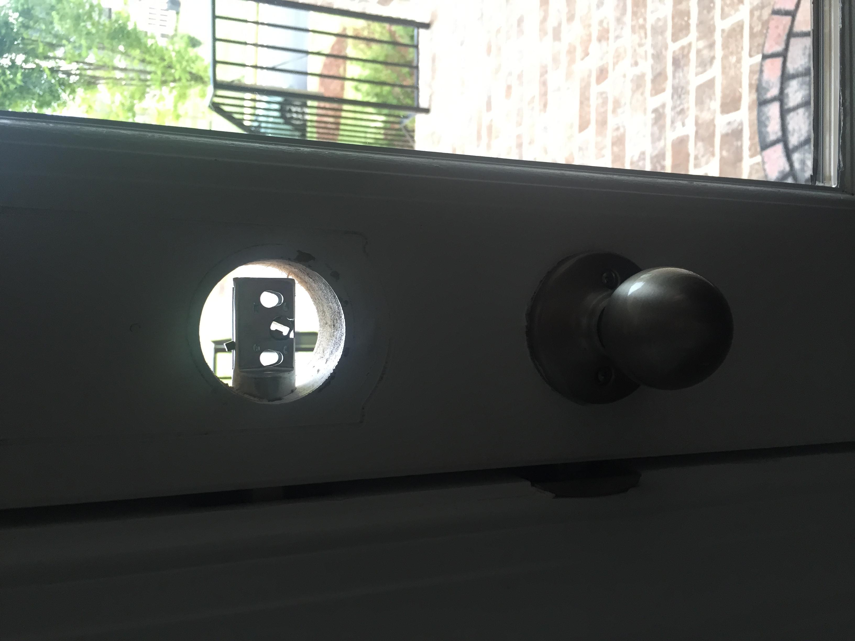 Front Door Deadbolt Is Stuck In Locked Position Install