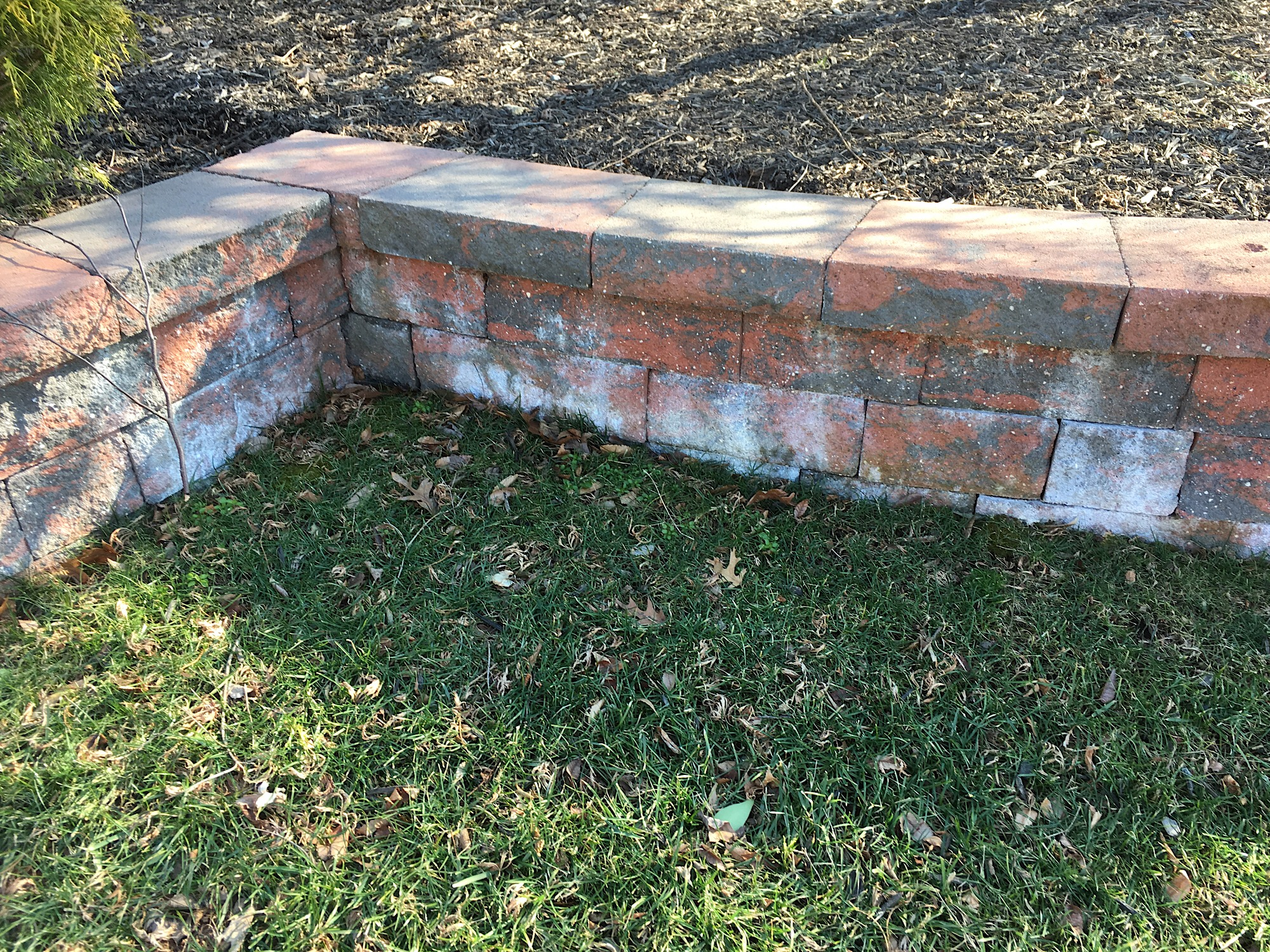 How to clean Efflorescence off paver? (furnace, drain, stone
