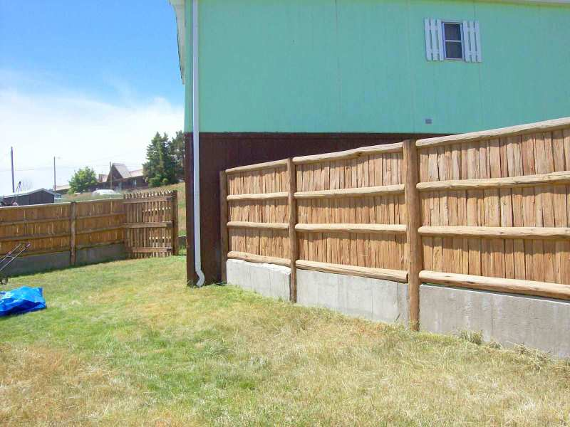 5-Minute Fence Stain