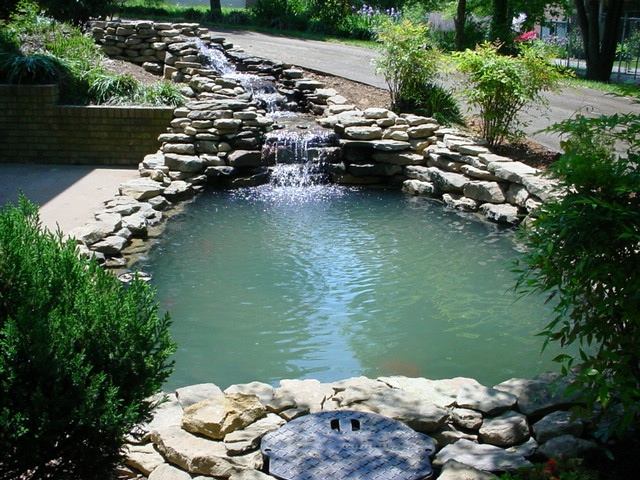 Home Style Choices Backyard Water Features