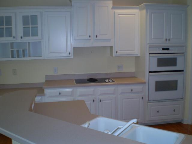 Kitchen cabinets refacing (overlay, how much, granite, refinish