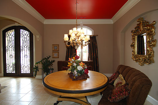 color to Paint ceiling