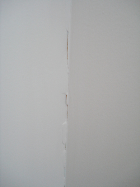 is this normal painting build basement slab house remodeling