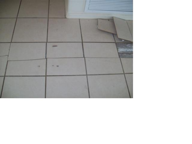 Flooring Along An Expansion Joint How Much Roof