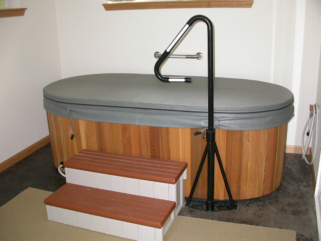 what\'s a good size two person tub? (bathtub, bedroom, shower ...