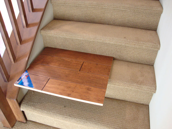 Opinions On Wood Stairs Hardwood Floors Engineered Townhome