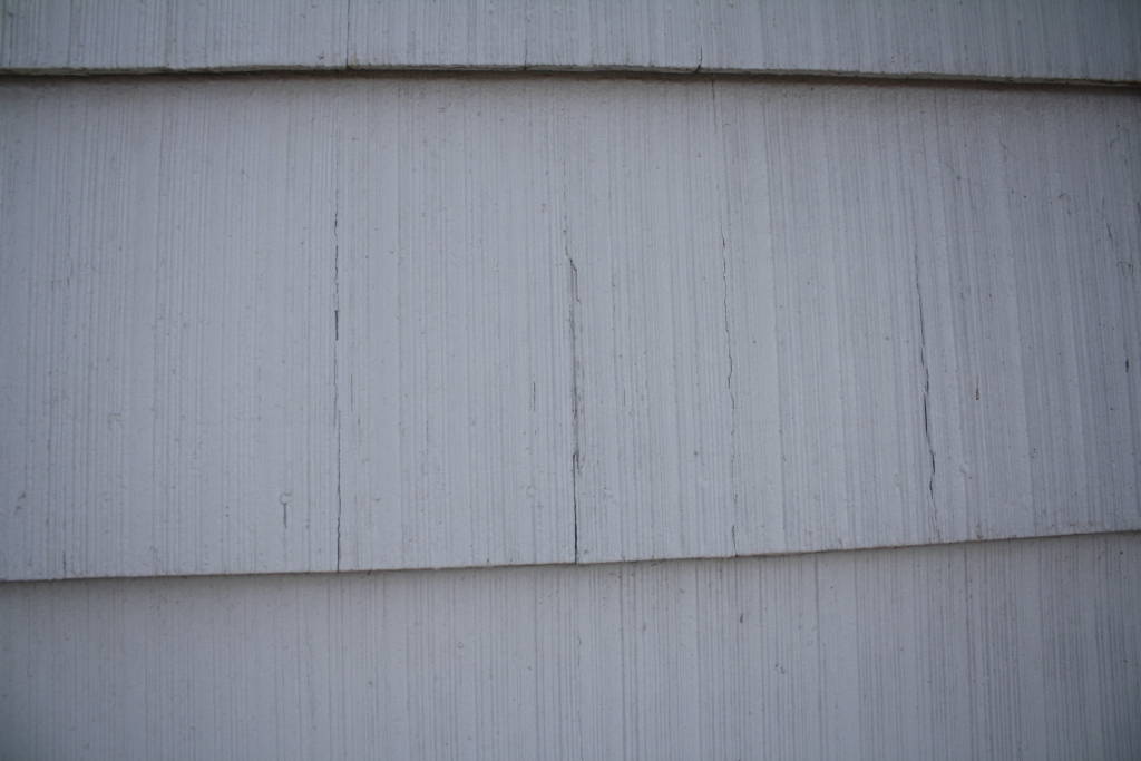Help Me Identify My Siding Shingles Painting Smell