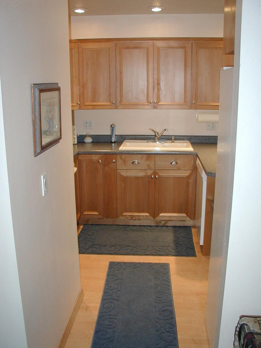 Stainless Vs. White Appliances (paint, Installed, Cabinet
