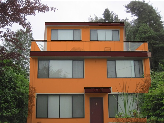 Need Exterior Paint Color Advise for Contemporary house, Pictures ...