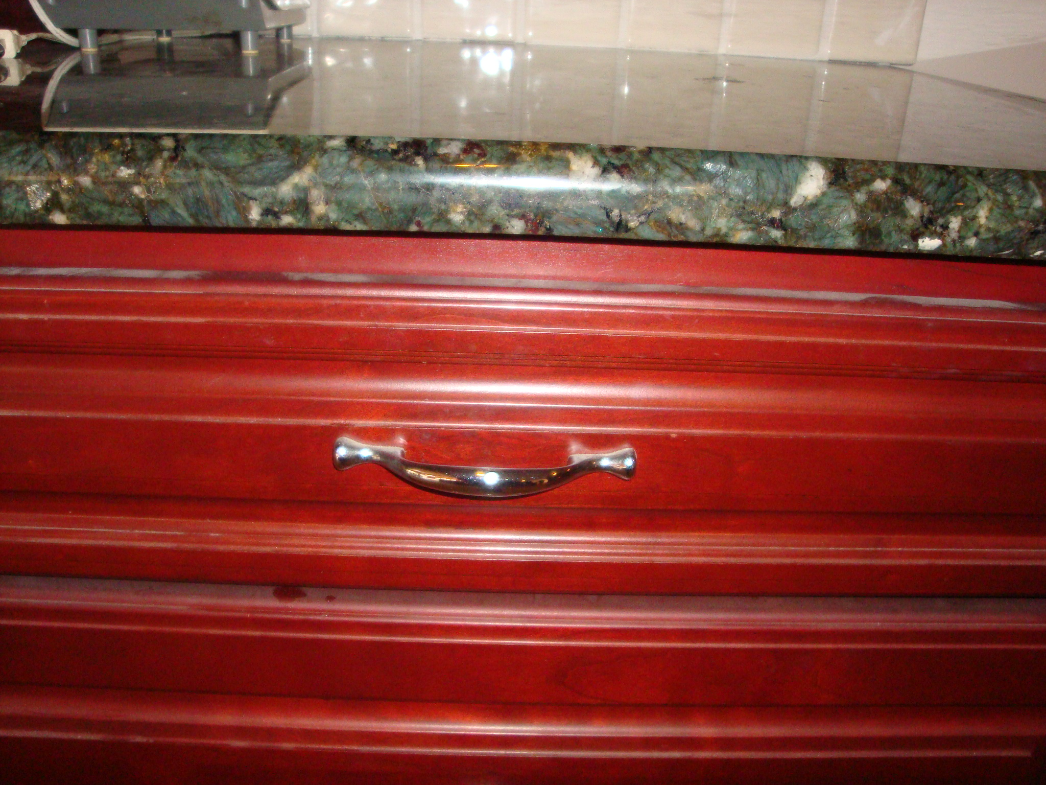 replacing kitchen backsplash granite countertops how to replace a tile backsplash home guides sf gate