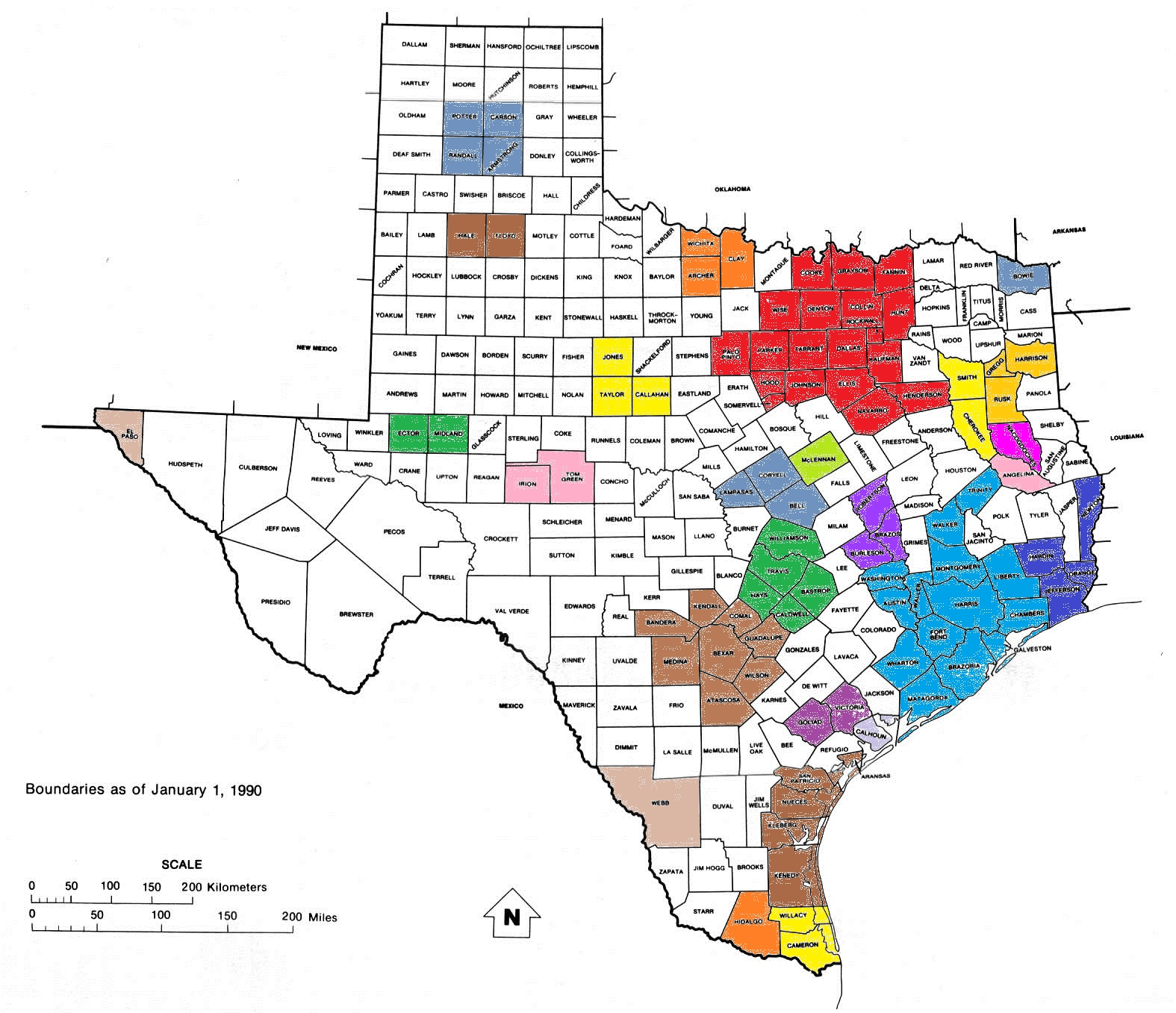 Texas Msa Map My Blog - Austin metro area map