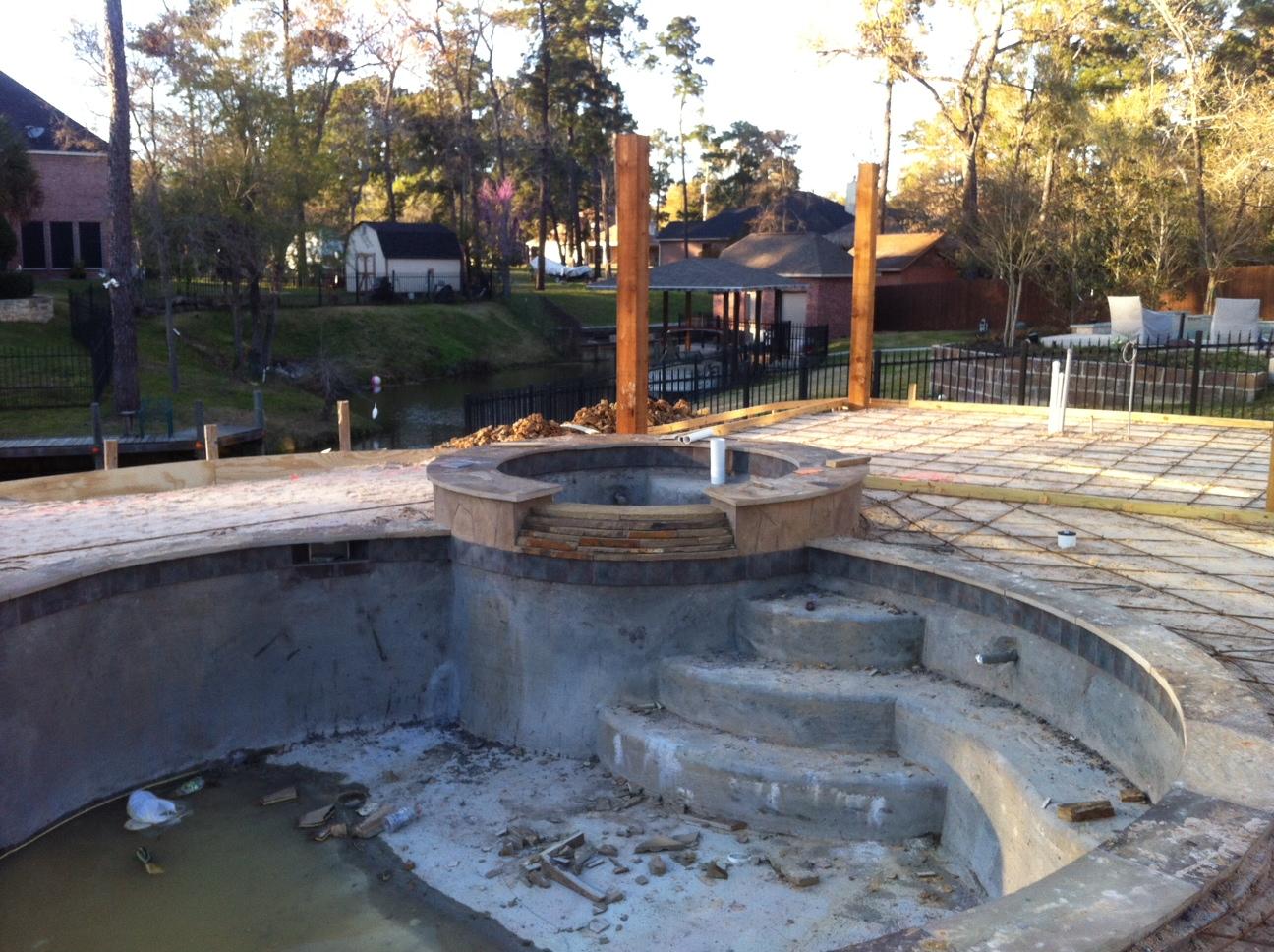 New Pool Houston Tx