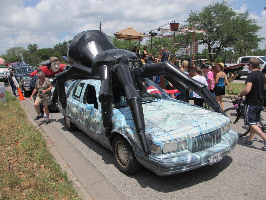 Art Car Parade To Buy Pictures Sexy Houston Texas Tx
