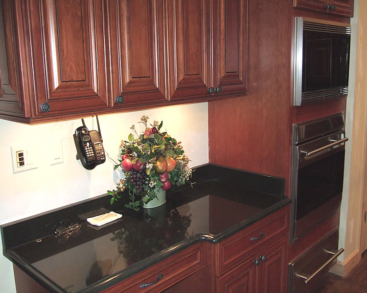 kitchen cabinet white or cherry china moore