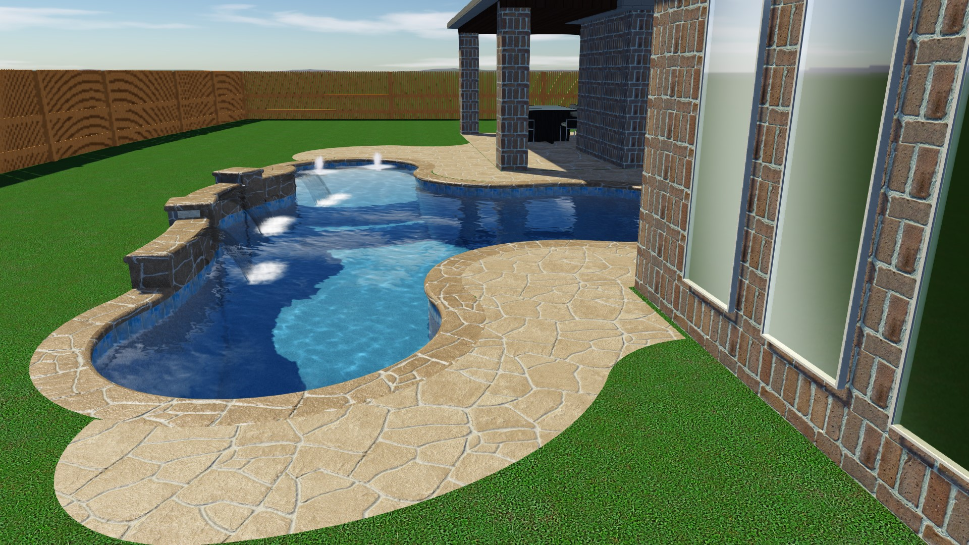Pool Prices In Houston Tomball Mart Kitchen Park