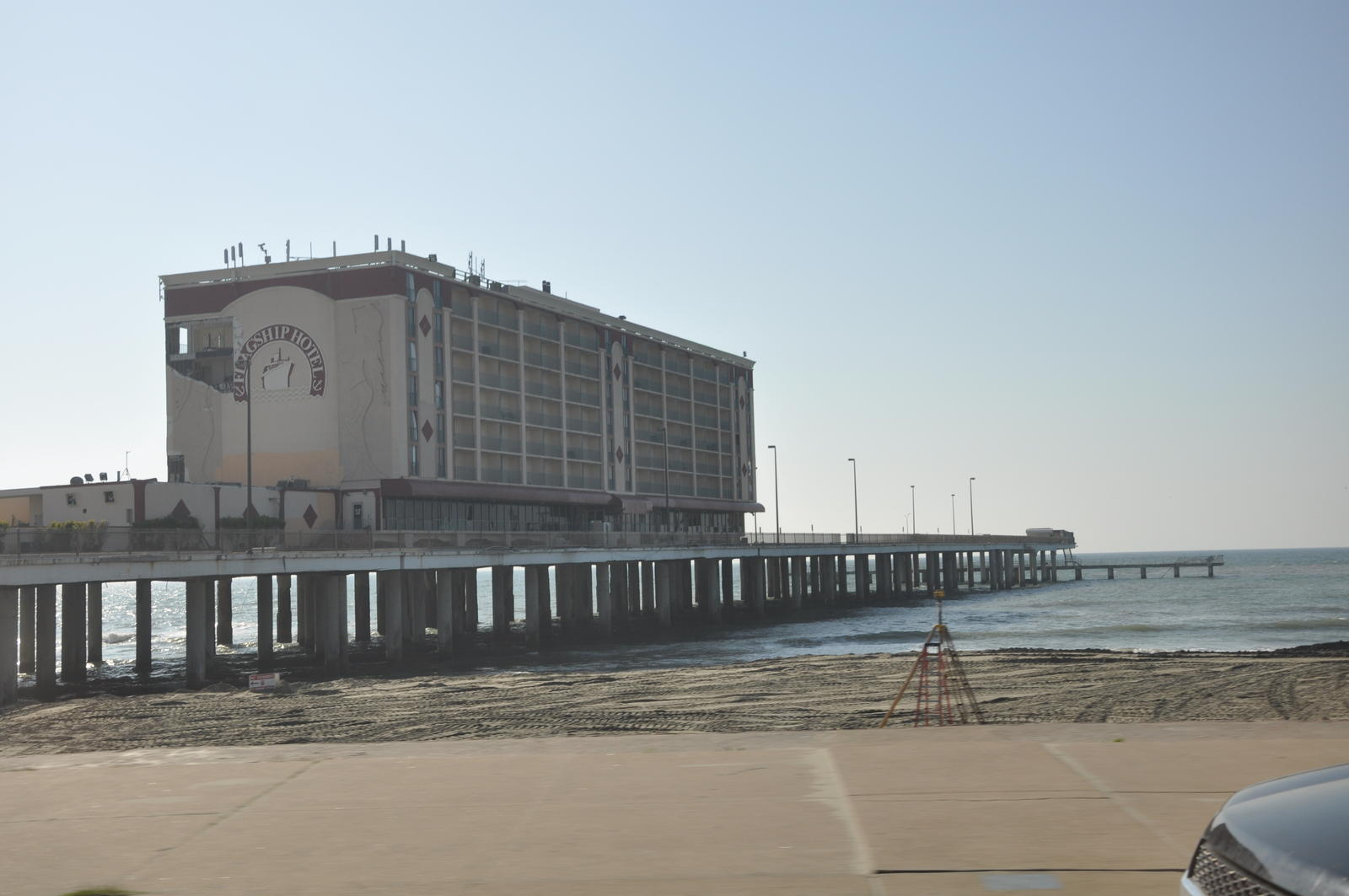 Any Beachfront Hotels In Galveston Boliver After Ike 004 Jpg