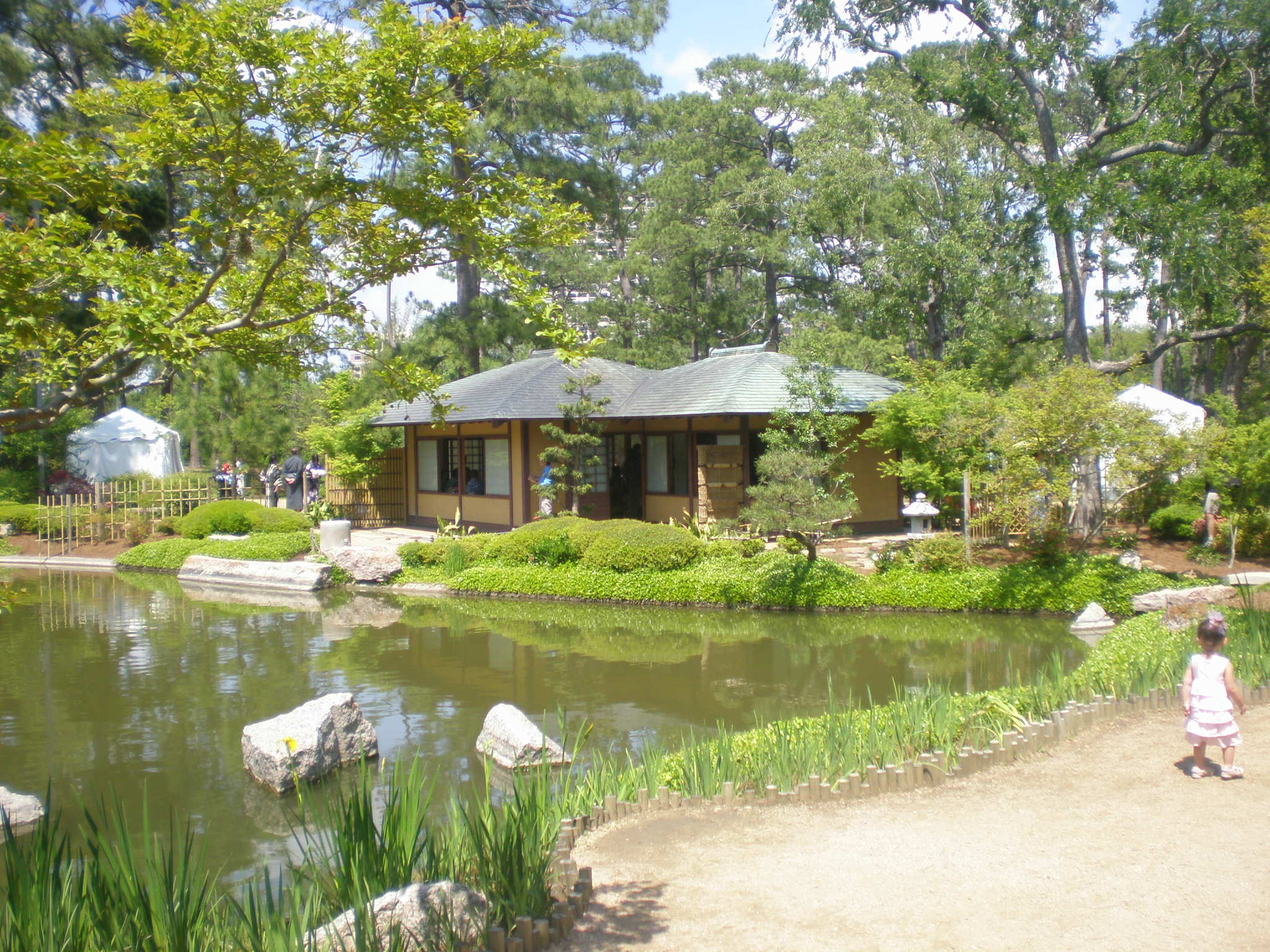 Japanese Gardens In Hermann Park Houston Portland Garden Rated Places Texas Tx City
