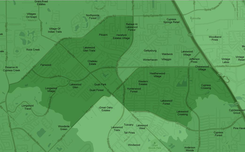 Have Map U0026 A Bunch Of Houston Suburbs Questions For You! (Katy Home Job Transfer) - Texas (TX ...