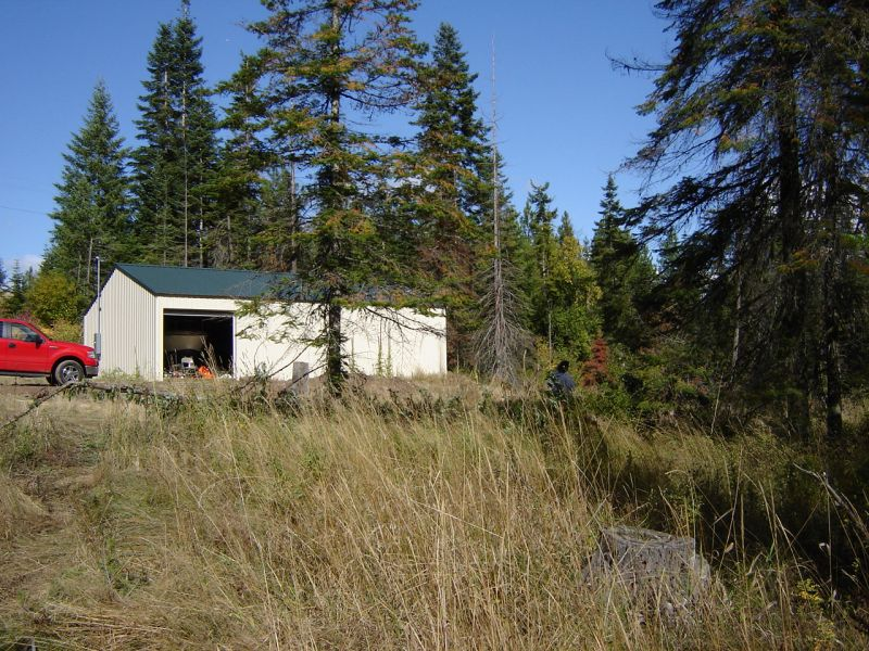 Building A Hypothetical Home In Nid Spirit Lake Athol
