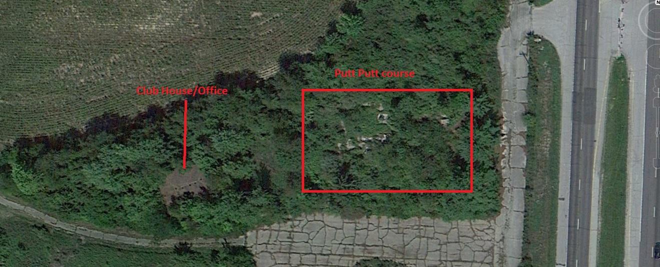 Abandoned Waterpark near Westfield Muncie Noblesville for sale