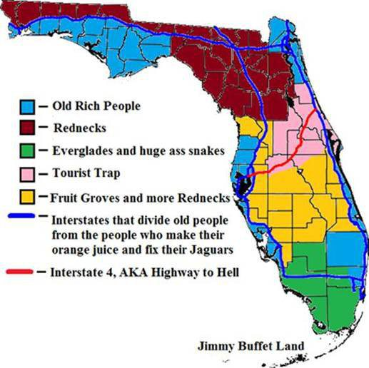 Florida Map Jacksonville.New Florida Map Unveiled Rich Good About Jacksonville Fl