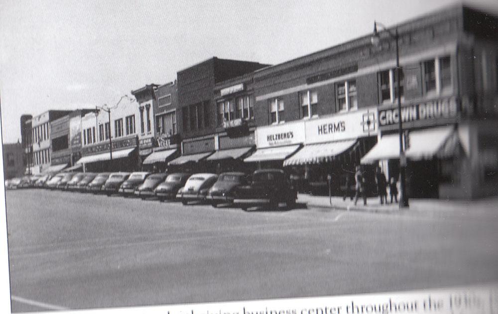 Long Ago On Independence Square Kansas City Washington