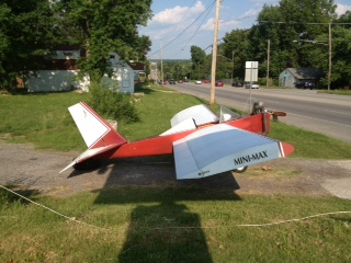 Mini Max Airplane for sale!! (license, required, sell) - Kansas City